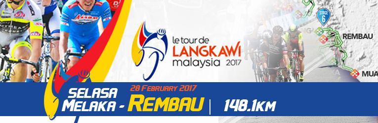 REMBAU LET TOUR DE LANGKAWI